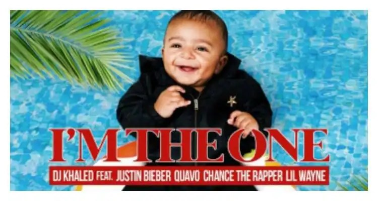 DJ Khaled - I'm the One ft. Justin Bieber, Quavo, Chance the Rapper, Lil Wayne