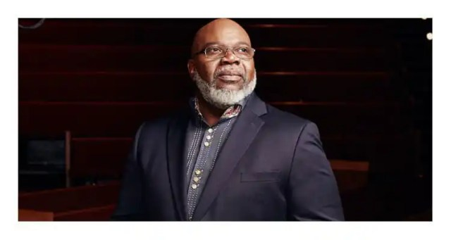Bishop T.D. Jakes to Headline 2017 International Edition of Essence Festival in South Africa
