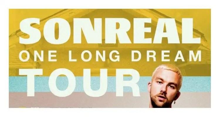 SonReal - One Long Dream Tour