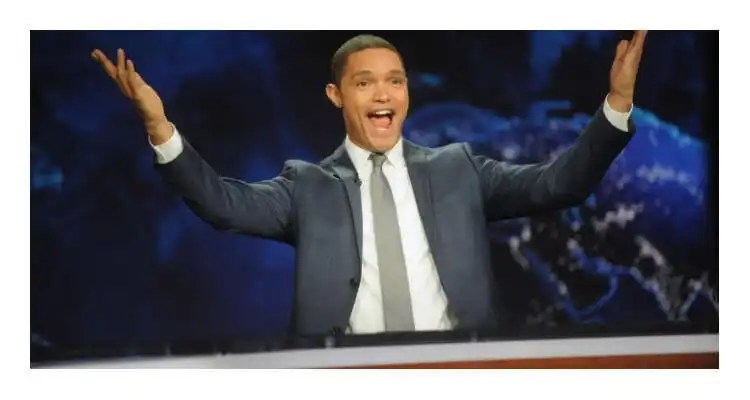 Comedy Central Extends The Daily Show with Trevor Noah Through 2022
