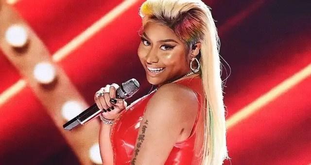 Nicki Minaj Returns To The 'VMAs'