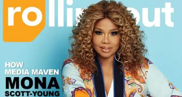 Mona Scott-Young Graces Cover of Rolling Out; Featured in Variety & USA Today