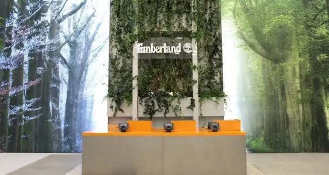 Timberland Opens Pop-Up Retail Store in New York City