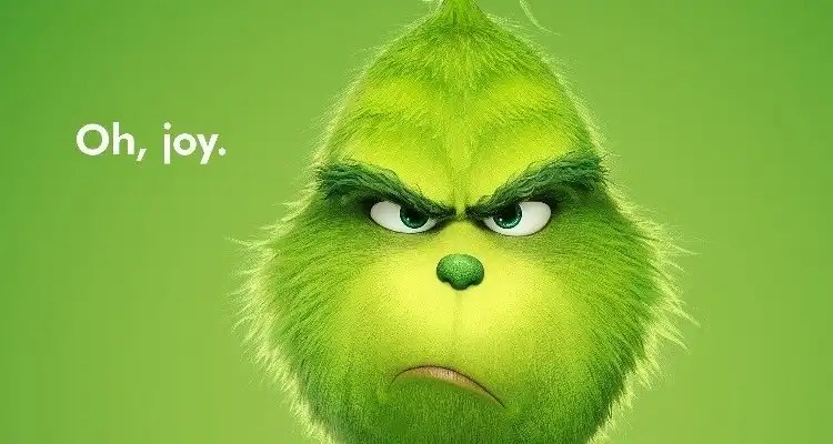 Tyler the Creator 'You're a Mean One, Mr. Grinch'