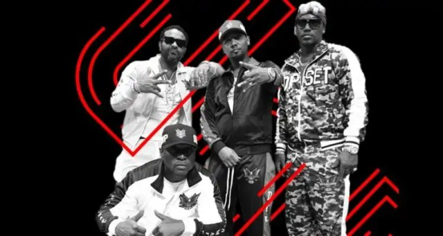 The Diplomats to Perform at The Apollo