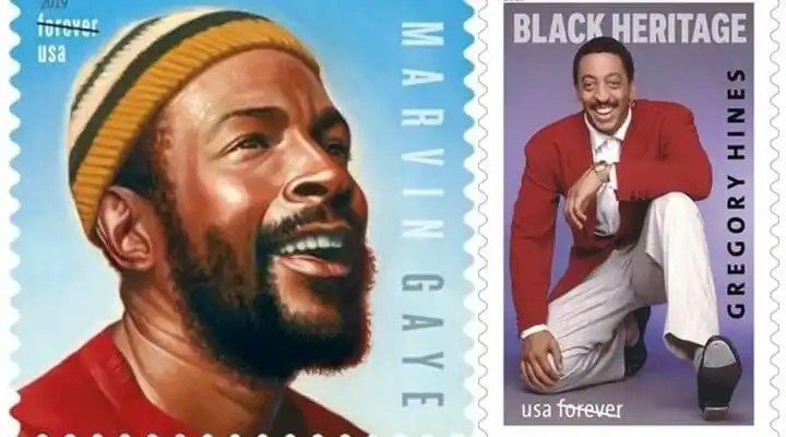 Marvin Gaye And Gregory Hines Will Be Forever in 2019