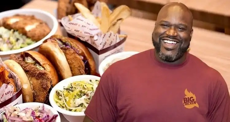 Shaquille O'Neal Takes his 'Big Chicken' Aboard Carnival Radiance