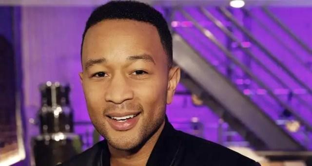 John Legend Takeovers TuneIn Radio, December 13th
