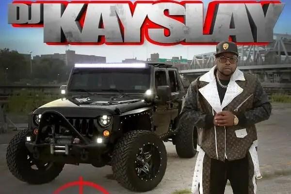 DJ Kay Slay f/ Kevin Gates 'I Do This On The Regular'