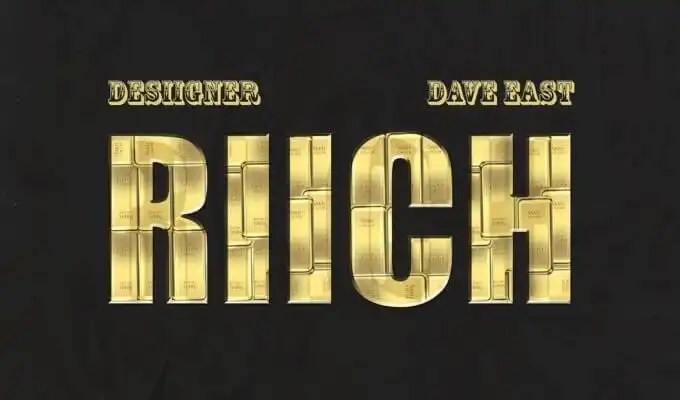 Desiigner – 'Riich' (Feat. Dave East)