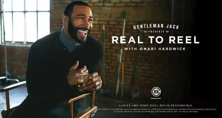 Gentleman Jack Real to Reel Returns with Omari Hardwick