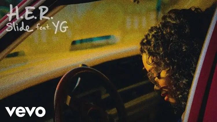 H.E.R. feat. YG- Slide