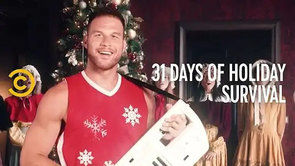 Blake Griffin Will Host Comedy Central's '31 Days of Holiday Survival'