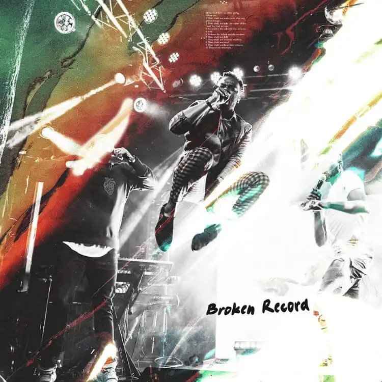 Travis Greene's 'Broken Record' Album Out Now