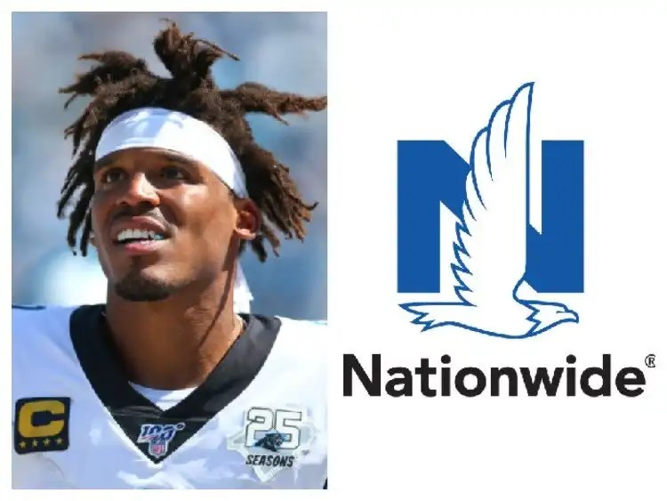 Cam Newton Wins Nationwide's Charity Challenge