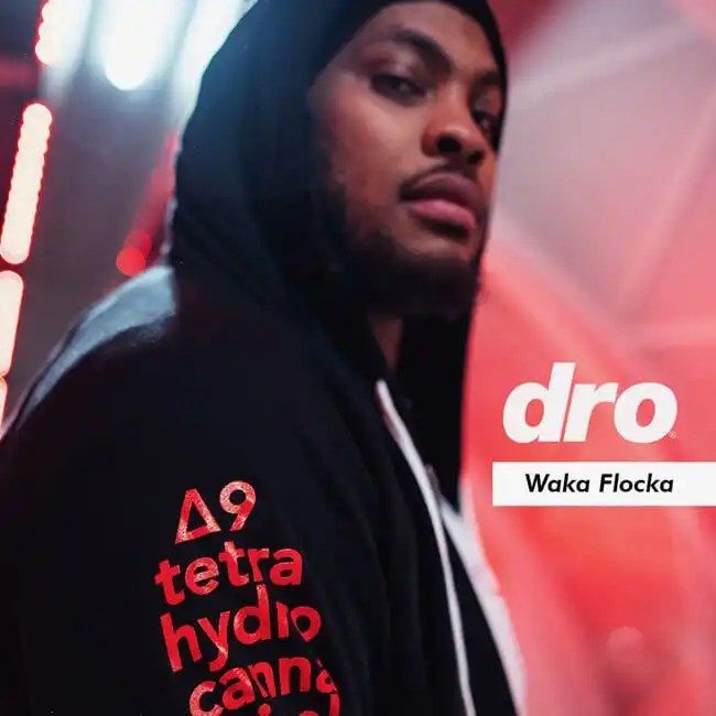 Waka Flocka Flame Joins Forces with Streetwear Brand DRO