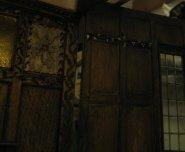 theinfill - Medieval, Tudor, Jacobean dolls house blog - fourth wall