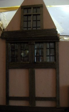 theinfill Medieval, Tudor, Jacobean 1:12 dolls house blog - the infill dolls house blog – ext schoolroom window
