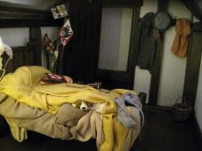 theinfill Medieval, Tudor, Jacobean 1:12 dolls house blog - the infill dolls house blog – boy's bedroom
