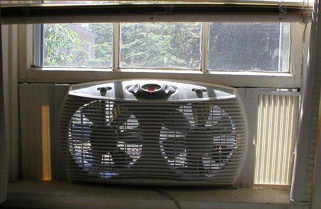 an oily kitchen exhaust fan kitchen