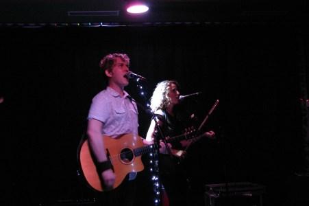Alexei and Alice singing @Surya 1st November 2012