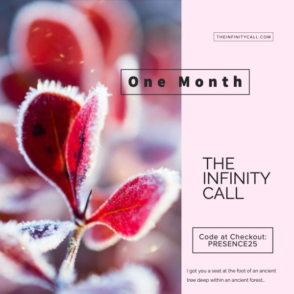 The Infinity Call_Gift Card_OneMonth