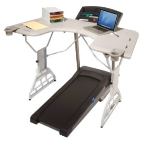 Trek Desk from http://TrekDesk.com