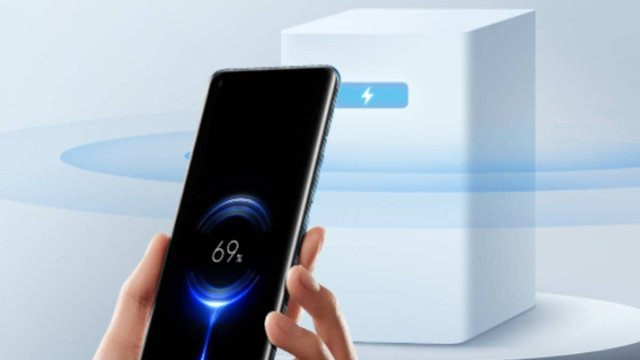 Xiaomi intoduced Mi Air Charge wireless charging