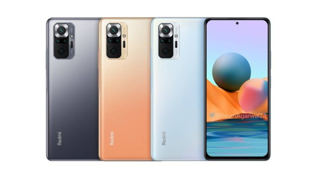 Redmi Note 10 Pro Max Launching On March 4 2021
