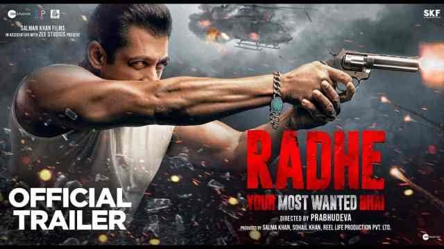 Radhe: Your Most Wanted Bhai Official Trailer