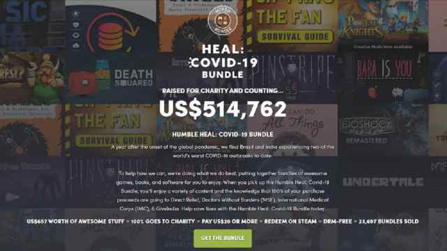 COVID-19 Bundle from Humble Offers Games, Books, Software for $20 to Raise Funds for Relief Work in India, Brazil