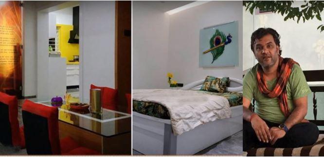 Kirtidan Gadhavi Home Photos