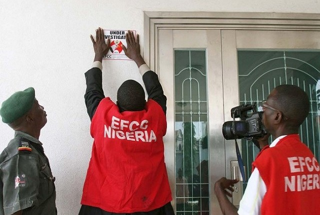 Related image  TROUBLE AGAIN! ONNOGHEN TO FACE FRESH TRIALS AS EFCC TO DRAG HIM TO COURT FOR MONEY LAUNDERING, HUGE AMOUNTS DISCOVERED EFCC Economic and Financial Crimes Commission EFCC 640x431