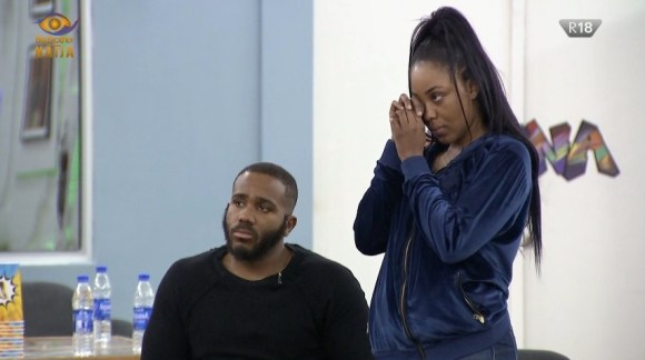 Erica disqualified from Big Brother Naija House after getting a third strike