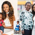 'I'm proof HIV shouldn't stop you being a parent': Student, 20, gives birth to a healthy baby boy after inheriting the virus from her mother