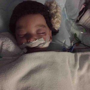 Emmaleigh Barringer on life support