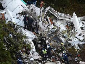 75 Brazilian soccer team players died in plane crash