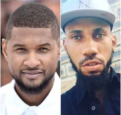 Usher sings along to Phyno Fada Fada in night club