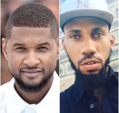 Usher sings along to Phyno Fada Fada in night club