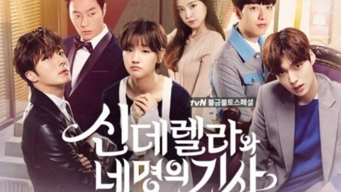 favorite korean drama august 2016