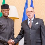 Nigeria, France To Explore Co-operation Against Terror
