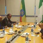 Nigeria, Ethiopia rekindle bilateral ties