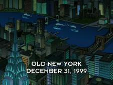 Old New York The Infosphere The Futurama Wiki