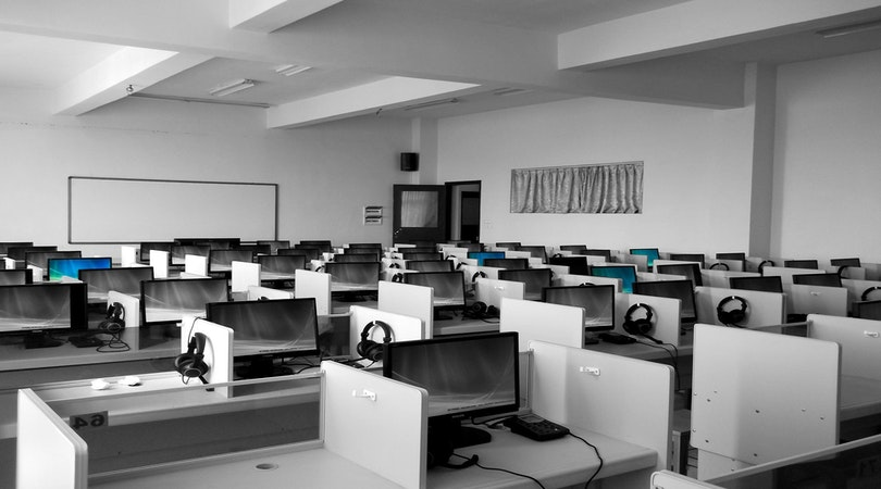 Computer training center in Nigeria