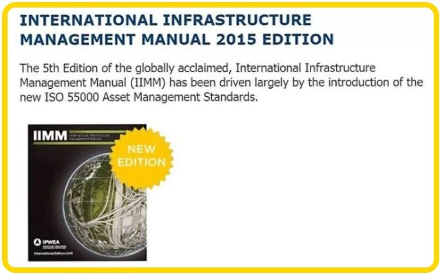 International Infrastructure Management Manual – A Very Important Resource for Asset Managers