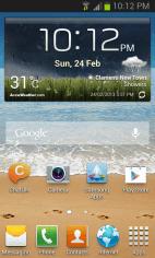 Jelly Bean 4.1.2 on Samsung Galaxy Ace 2