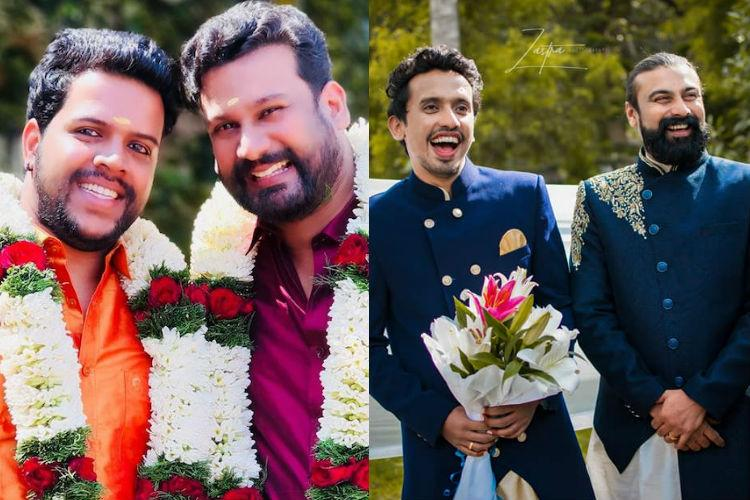 These photos from indian gay marriages that will make you go Awww!