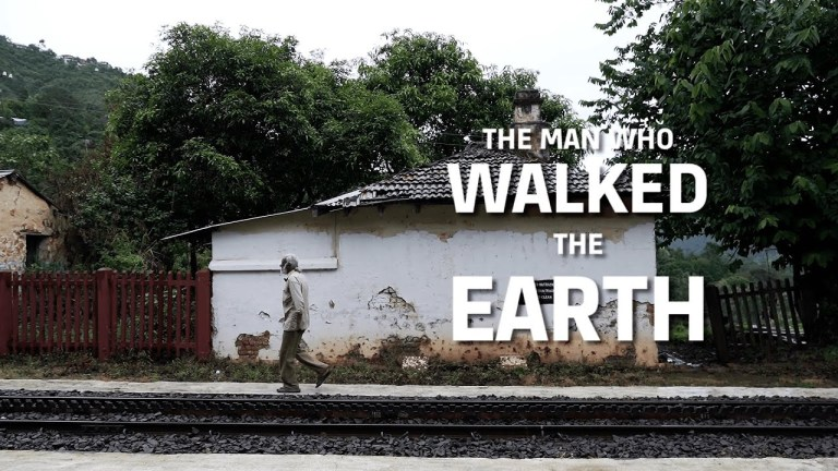 The Man who walked the earth: Postman D Sivan