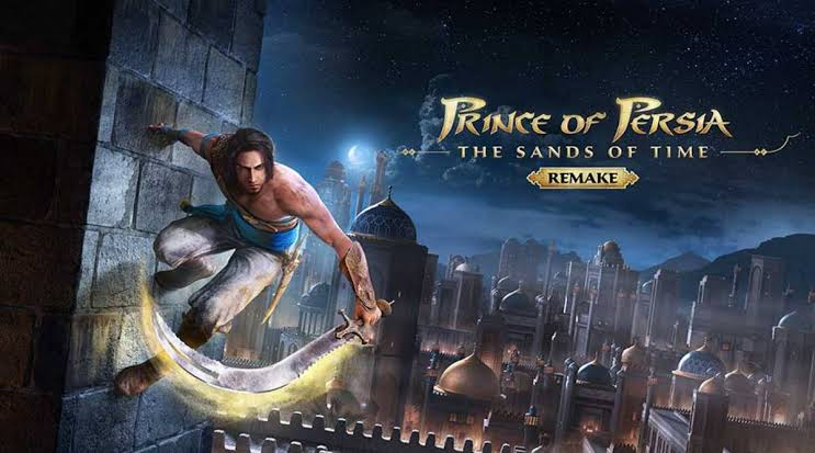 Prince of Persia: the sands of TIME REMAKE (MADE-IN-INDIA)