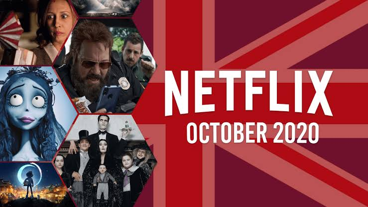 Getting Bored Already? See What's Netflix Offering for October 2020